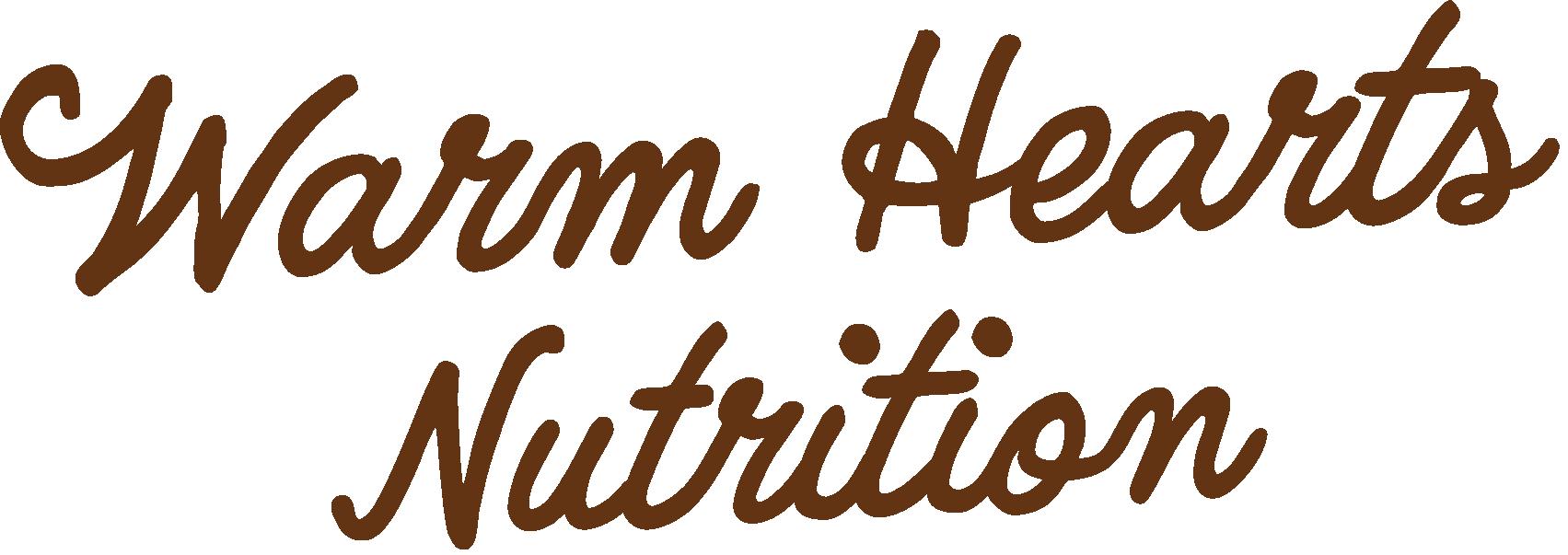 Warm Hearts Nutrition